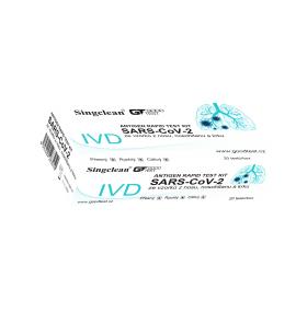 Covid test Singclean antigenní - nos - 20ks v balení(Čína)